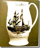 Liberty 23 December Pitcher