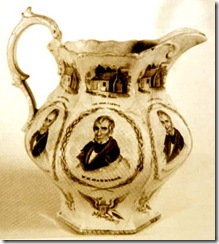 Harrison Transfer Print Pitcher
