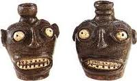 South Carolina Face Jugs, circa 1862