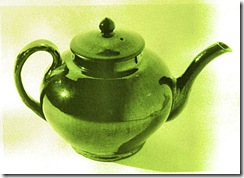 Crafts Teapot