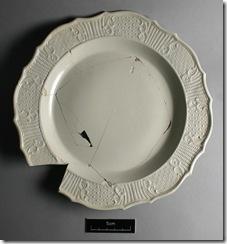 Salt White Plate