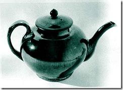 Crafts Teapot