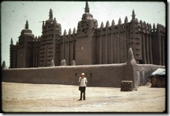 Central Mosque Djenne 1984
